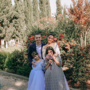 ჩცდ-ის მსახიობის ულამაზესი ქორწილი პანდემიის დროს - ბუბა მირცხულავასა და მისი რჩეულის ქორწილის შთამბეჭდავი ფოტოები