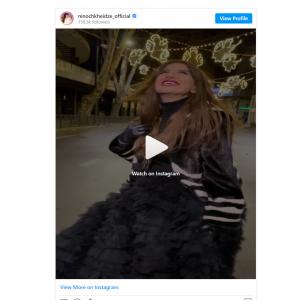 (ფოტო) ნინო ჩხეიძემ 2000 ლარიანი ჯარიმა აიკიდა? - ნახეთ, რას აქვეყნებს მომღერალი