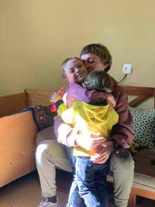 (ფოტო) მაკა ჩიჩუასა და გიორგი მარგველაშვილის უფროსი ვაჟი ექვსი წლის გახდა