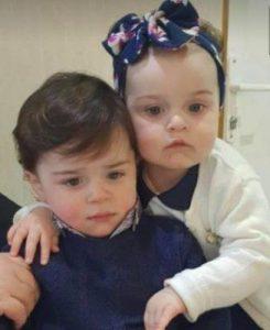 (ფოტო) როგორ გამოიყურებიან ყოფილი პრემიერის ტყუპი შვილები