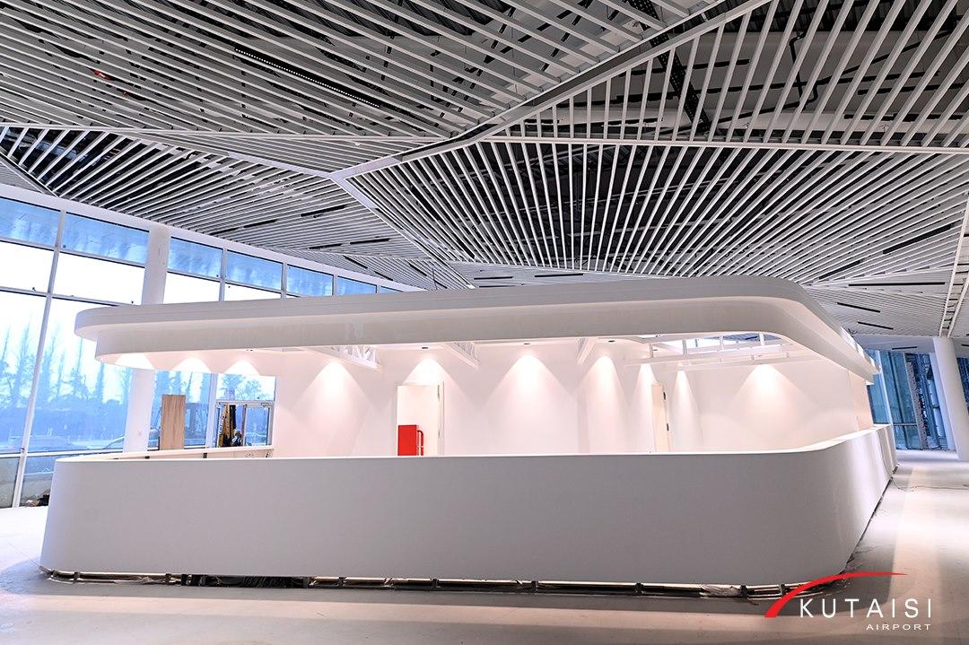 ქუთაისის აეროპორტი განცხადებას ავრცელებს